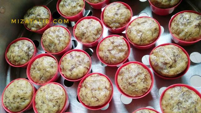 Resepi Apam Pisang Sukatan Cawan, Bahan-bahan Resepi Apam Pisang Simple Sukatan Cawan, Cara Cara Masak Resepi Apam Pisang Simple Sukatan Cawan