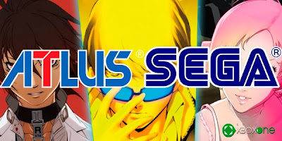 Sega Purchases Atlus the video games developer of the pasona series