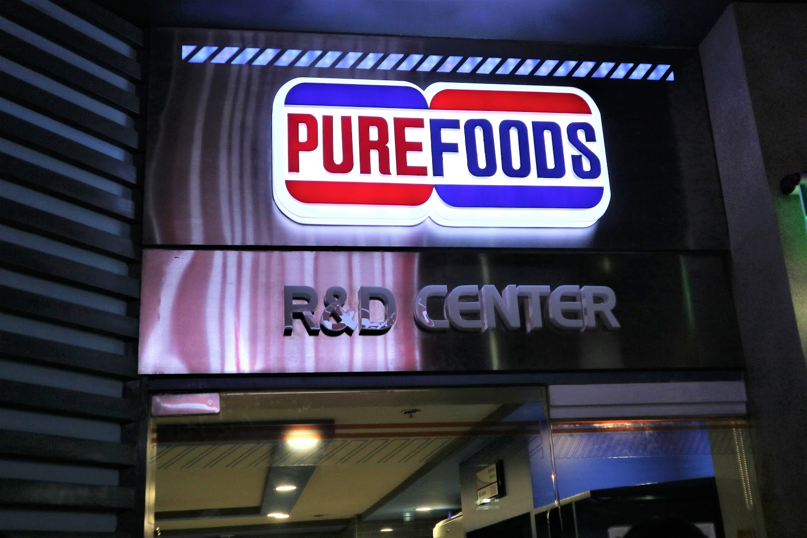 Purefoods R&D Center in KidZania Manila