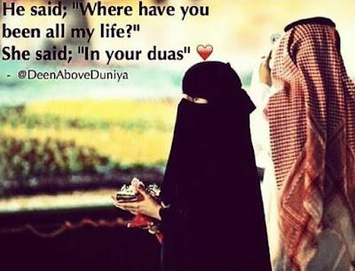cinta dan kasih suami istri