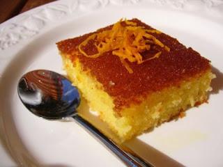 Melting Orange Pie, How to make orange pie