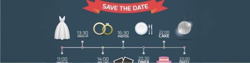 Simpan informasi tanggal