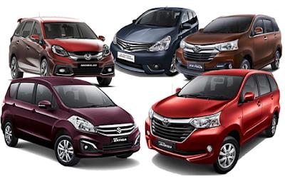 Sedan Vs MPV di Indonesia dan Luar Negeri, Mana yang Diminati?