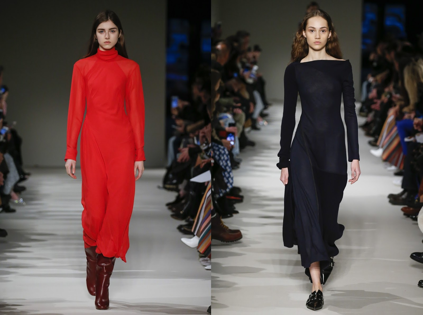 NEW COLLECTION VICTORIA BECKHAM AW17