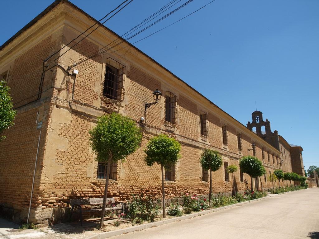 Resultado de imagen de monasterio de vega valladolid