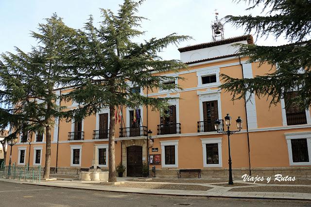 Ayuntamiento de Paredes de Nava