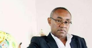 أحمد أحمد الرئيس الجديد للكاف بعد فوزة على عيسي حياتو