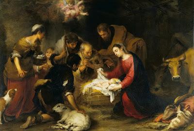 Adoración de los pastores (1665-70) - Bartolomé Esteban Murillo - The Wallace Collection (Londres)