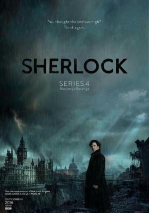 Sherlock (Temporada 4 HDTV 720p Ingles Subtitulada) (2017)