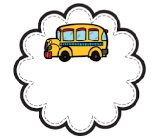 Add bus rider, car rider, walker, etc. to student name tags during the first week of school