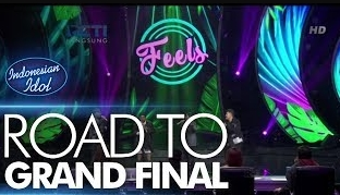 rizky febian medley song road to grand final