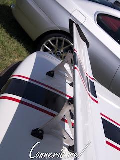 Chevy Small Block Porsche 914 Wing