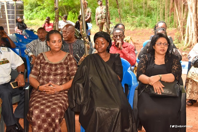 Govt Sends Major Mahama's Wife On Foreign Mission