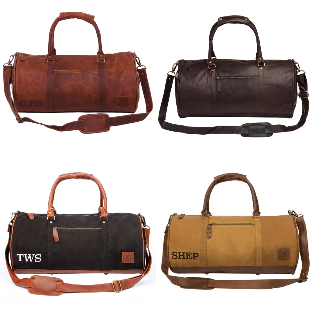 ee2817923e28 MAHI duffle bags are available in a hardy canvas or premium cow leather and  lined with a 100% cotton interior. Complete with premium brass fittings and  ...