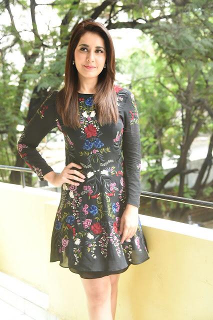 Raashi Khanna Jai Lava Kusa Interview Stills