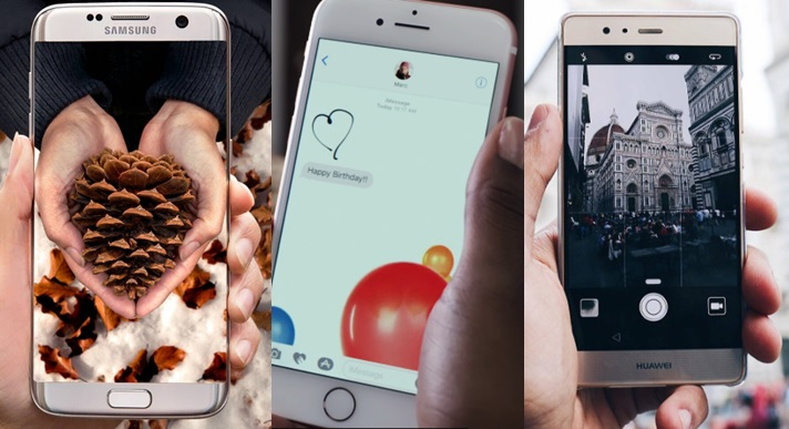 3 Smartphones to Level-up Your Mobile Photography