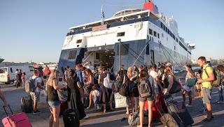 Ξεκινήστε τα ταξίδια…| .Μεταφορικό ισοδύναμο: Κουπόνια για δωρεάν ακτοπλοϊκά εισιτήρια στην θέση των μειωμένων συντελεστών ΦΠΑ