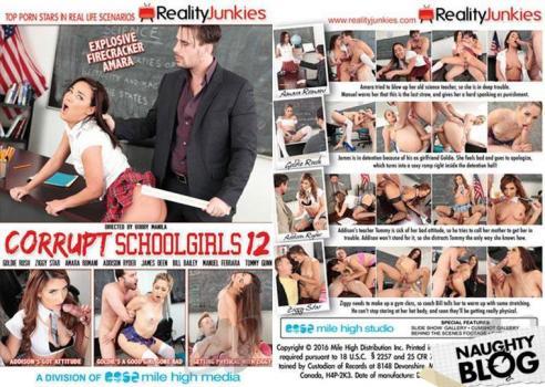 Corrupt Schoolgirls 12