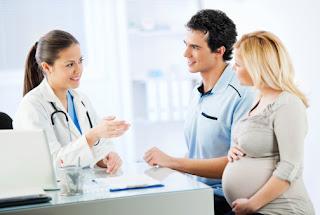Memeriksa Kehamilan Ala Dokter
