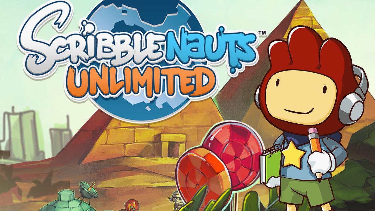 scribblenauts unlimited come