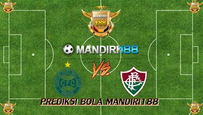 AGEN BOLA - Prediksi Coritiba vs Fluminense 17 Juli 2017