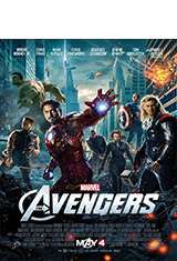 Los Vengadores (2012) BDRip 1080p Latino AC3 5.1 / Español Castellano AC3 5.1 / Español Castellano DTS 5.1 / ingles DTS 5.1
