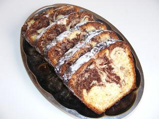 retete culinare dulciuri deserturi si prajituri de casa reteta chec pufos cu nuca si cacao rapid,