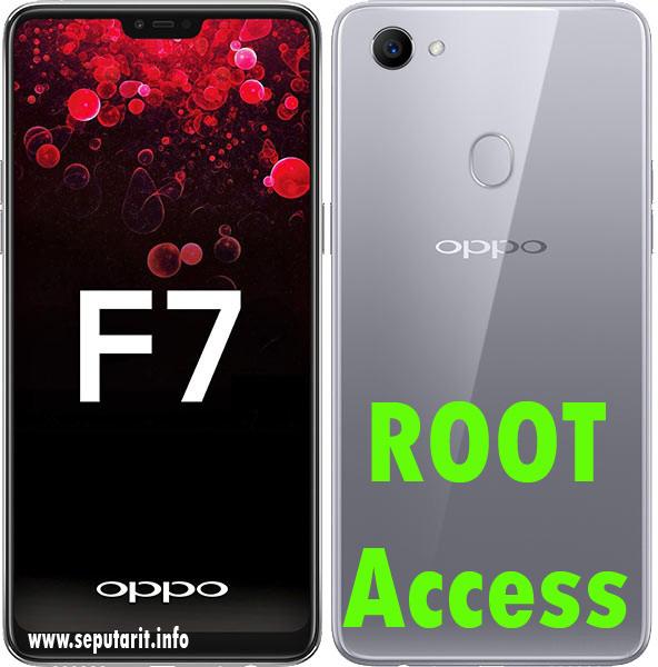 Tutorial Root Oppo F7 via PC | Mudah dan Sukses 100