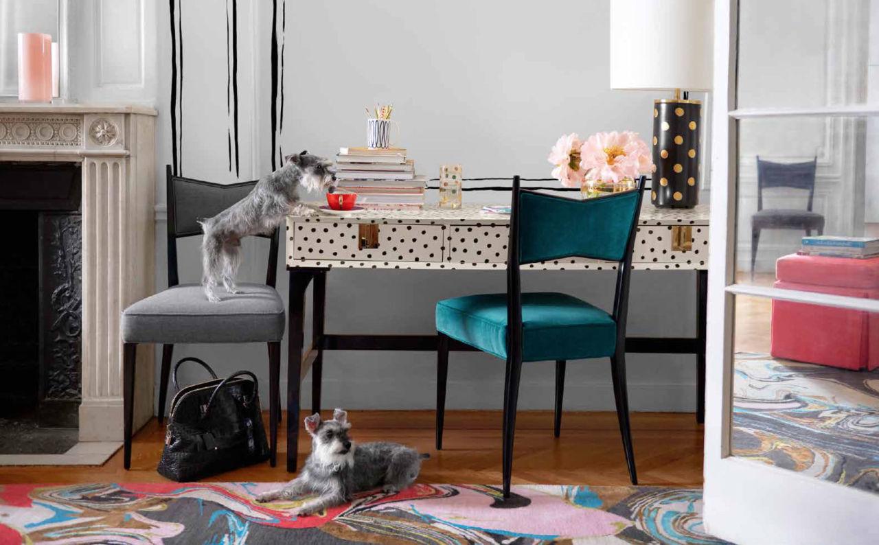 Mark Montano Ikea Hack Kate Spade Desk Diy