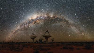 Συγκρούσεις αστεριών ή εξωγή'ι'νσ ηλιακά πανιά; Ο ρυθμός ανίχνευσης των μυστηριωδών διαστημικών σημάτων διπλασιάζεται.