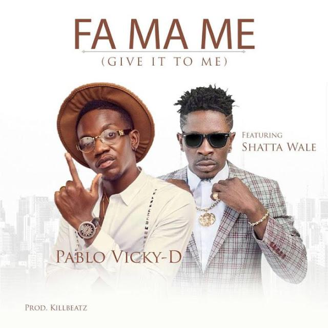 Pablo vicky-D ft Shara wale