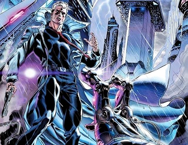 Nathan Never es un cómic italiano de ciencia ficción