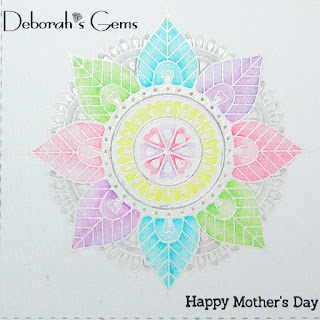 Happy Mother's Day detail - photo by Deborah Frings - Deborah's Gems