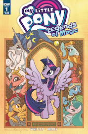 MLP Legends of Magic Comics