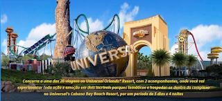 Promoção viagem Orlando