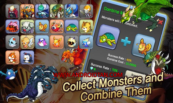 Monster Warlord Mod Apk Download