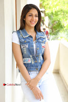 Telugu Actress Lavanya Tripathi Latest Pos in Denim Jeans and Jacket  0053.JPG