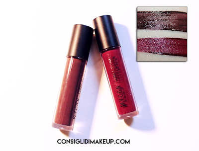 Review: Rossetto Liquido 13 Air of Borgogne & 31 Marrone Gotico - Wycon
