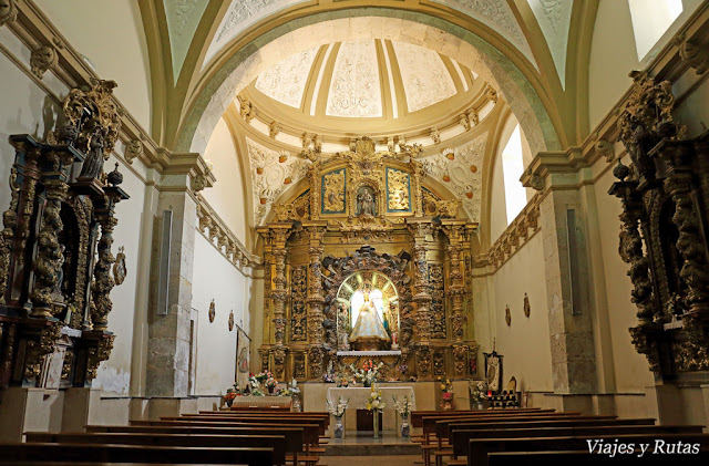 Ermita de la Virgen de las Torres, Berlanga de Duero