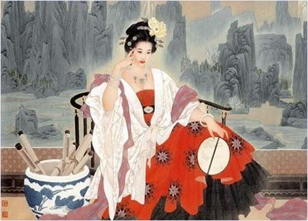 หยางกุ้ยเฟย (Yang Guifei: 楊貴妃)