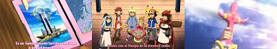 Pokémon - Temporada 18 - Pelicula 1: El Gran Genio De Los Anillos - Hoopa (Subtitulado)