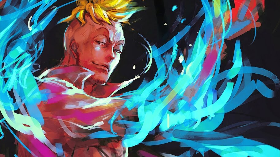Marco, One Piece, 4K, #6.116