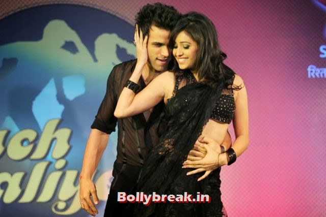 Rithvik Dhanjani and Asha Negi, Meet the Nach Baliye 6 contestants - 2013
