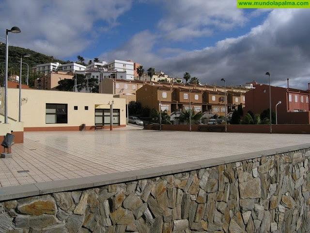 El Ayuntamiento de Santa Cruz de La Palma renovará la zona de juegos de la plaza de la Quisisana con una inversión de 7.000 euros