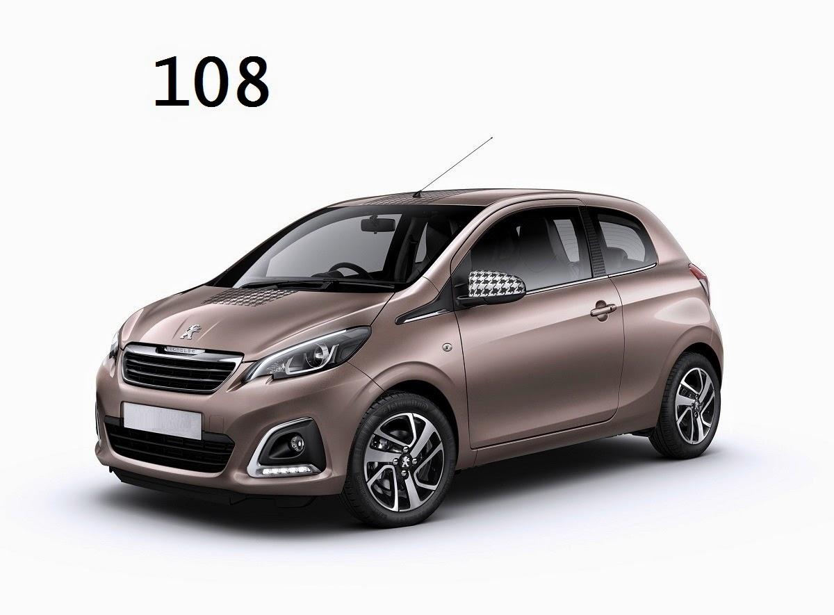 1 2 litre vti 82bhp 2016 peugeot 108 small city car car reviews new car pictures for 2018. Black Bedroom Furniture Sets. Home Design Ideas