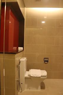 Toilet Hotel Grandis Kinabalu