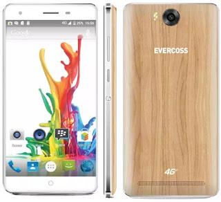 Harga Evercoss Elevate Y2 Power (S55) Smartphone Baterai Besar 6200 mAh