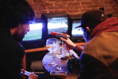 The Arcade Hotel - videojuegos Amsterdam