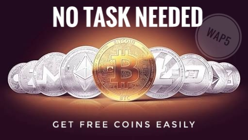 (Loot Coins) No need of Registration : Get Free Crypto Coin just by Searching the coin in the Wallet