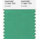 Pantone - Emerald 17-5641